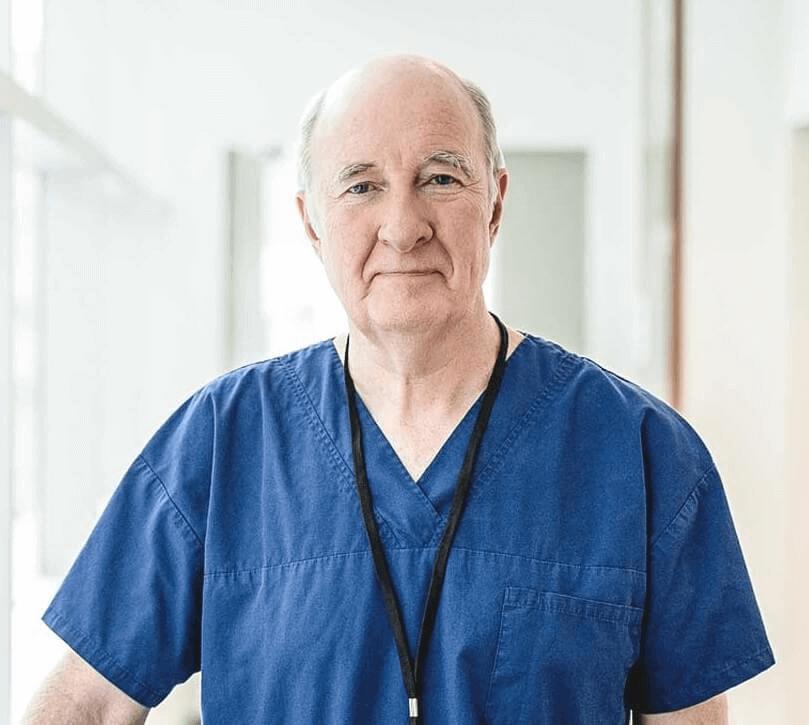 Dr. Adam Davis, podiatrist